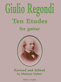 Ten Etudes available at Guitar Notes.