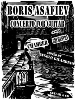 Concerto for Guitar & Orchestra [Gtr+CD] available at Guitar Notes.