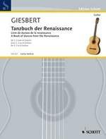 Tanzbuch der Renaissance available at Guitar Notes.