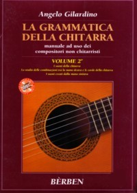 La Grammatica della Chitarra, Vol.2 available at Guitar Notes.