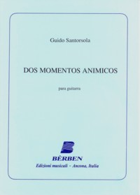 Dos Momentos Animicos available at Guitar Notes.
