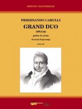 Gran Duo op.86 available at Guitar Notes.