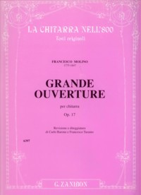 Grande Ouverture, op.17(Barone/Taranto) available at Guitar Notes.