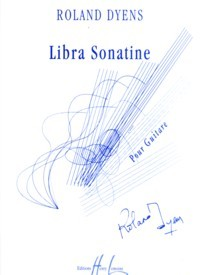 Libra Sonatine available at Guitar Notes.