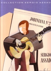 Jobiniana no.2 available at Guitar Notes.