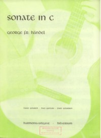 Sonata in C(Verhoef) available at Guitar Notes.