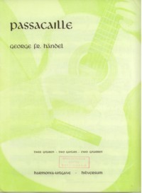 Passacaille (Verhoef) available at Guitar Notes.