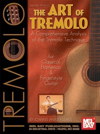 The Art of Tremolo available at Guitar Notes.