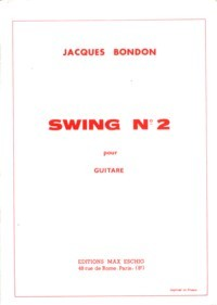 Swing no.2 available at Guitar Notes.