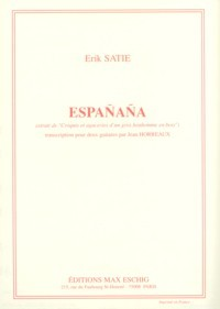 Espanana(Horreaux) available at Guitar Notes.