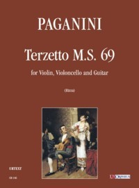 Terzetto in D MS69 (Rizza) [Vn/Vc/Gtr] available at Guitar Notes.