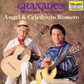 Granados: 12 Danzas Espanolas available at Guitar Notes.