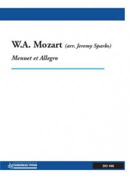 Menuet & Allegro(Sparks) available at Guitar Notes.
