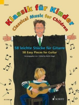 Classical Music for Children available at Guitar Notes.