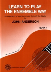 Learn to Play the Ensemble Way, Book 1 available at Guitar Notes.