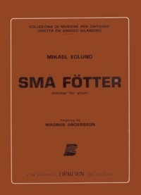 Sma fotter (Andersson) available at Guitar Notes.