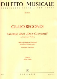 Fantasy on Don Giovanni after Thalberg available at Guitar Notes.