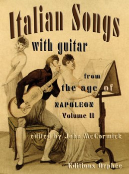 Italian Songs from the Age of Napoleon Vol.2 available at Guitar Notes.