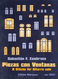 Piezas con Ventanas available at Guitar Notes.