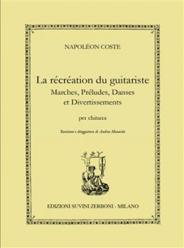 La Recreation du Guitariste (Monarda) available at Guitar Notes.