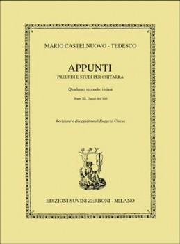 Appunti, op.210, Book 2.3 available at Guitar Notes.