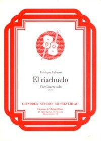 El riachuelo available at Guitar Notes.