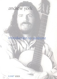 Introduction to Sunburst available at Guitar Notes.