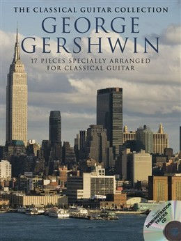 Gershwin Classical Guitar Collection available at Guitar Notes.