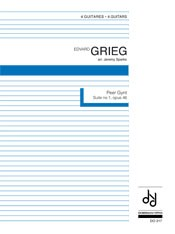 Peer Gynt Suite(Sparks) available at Guitar Notes.