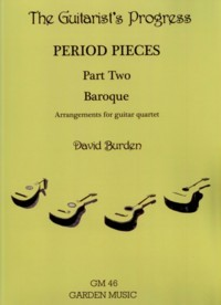Period Pieces Part 2: Baroque available at Guitar Notes.