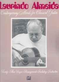 Contemporary Moods for Classical Guitar available at Guitar Notes.