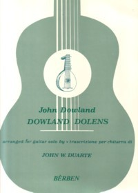 Dowland Dolens(Duarte) available at Guitar Notes.