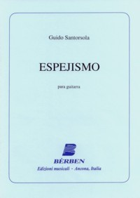 Espejismo available at Guitar Notes.