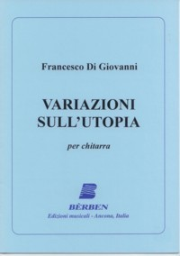 Variazioni sull'Utopia available at Guitar Notes.