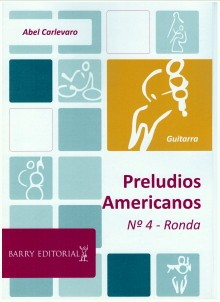 Preludios Americanos no.4: Ronda available at Guitar Notes.
