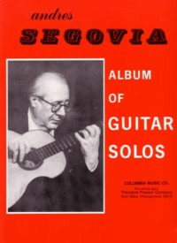 Album of Guitar Solos available at Guitar Notes.