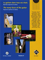 The Many Faces of the Guitar, Vol.4 available at Guitar Notes.