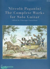 Complete Solo Guitar Works available at Guitar Notes.