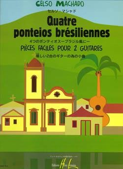 Quatre Ponteios Bresiliennes available at Guitar Notes.