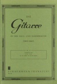 Leichtes Trio op.26 available at Guitar Notes.