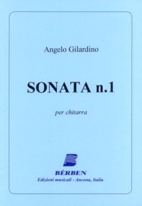 Sonata no.1 available at Guitar Notes.