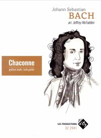 Chaconne BWV1004 (McFadden) available at Guitar Notes.
