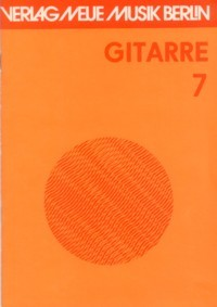Gitarre 7 available at Guitar Notes.