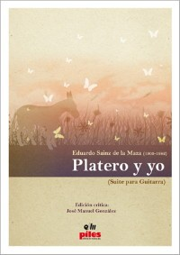 Platero y Yo, suite available at Guitar Notes.