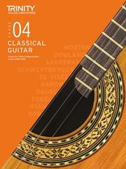 Classical Guitar Exam Pieces 2020-23 Grade 4 available at Guitar Notes.