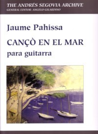 Canco en el Mar(Biscaldi/Gilardino) available at Guitar Notes.