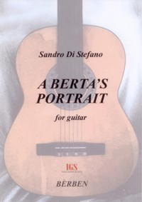 A Berta's Portrait available at Guitar Notes.