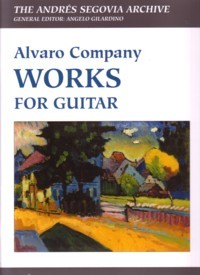 Works for Guitar(Gilardino) available at Guitar Notes.