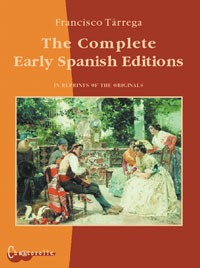 The Complete Early Spanish Editions available at Guitar Notes.