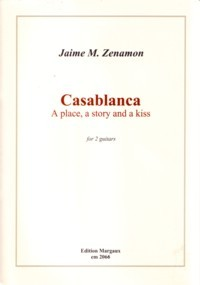 Casablanca available at Guitar Notes.